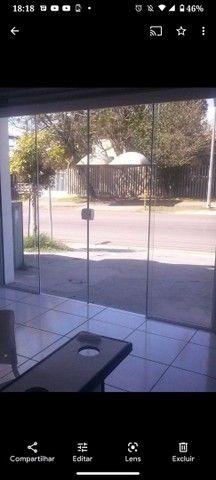 Porta de vidro 2.50 metros - Foto 2