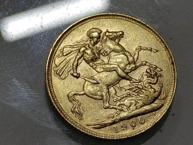 Moeda de Ouro  p/ Colecionador - Foto 4