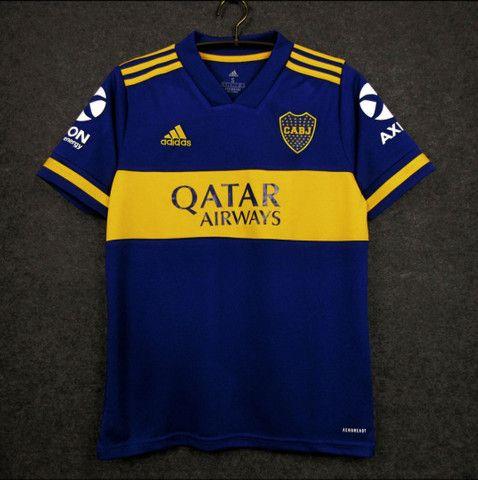 Camisa Boca Juniors 20/21 Nova e na Etiqueta