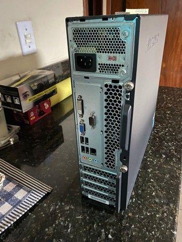 computador lenovo-core i3 de 3.2ghz-potente-ideal home office-garantia - Foto 2