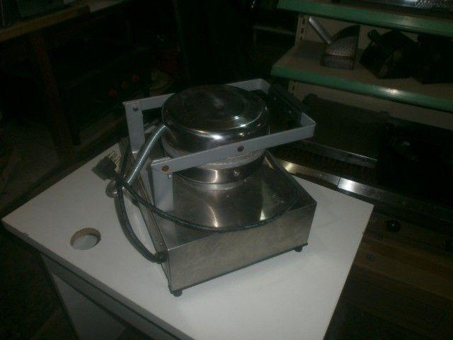 maquina de waffer - big cascão - Foto 4