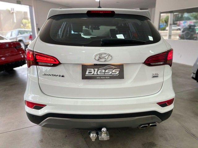HYUNDAI SANTA FE 3.3 MPFI 4X4 V6 270CV GASOLINA 4P AUTOMATICO 2018 - Foto 7
