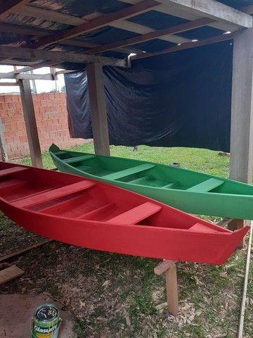 Vende-se canoa