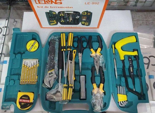Caixa de ferramentas lelong
