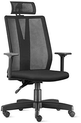 Cadeira Presidente - Nova Com Garantia