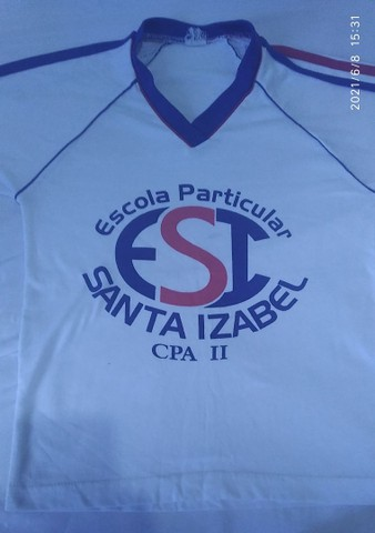 Uniforme Escola Santa Izabel CPA II