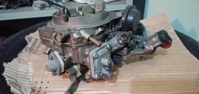 Carburador 3e, h30 34 BLFA, miniprogressivo. Coletor chevette, mufla - Foto 8