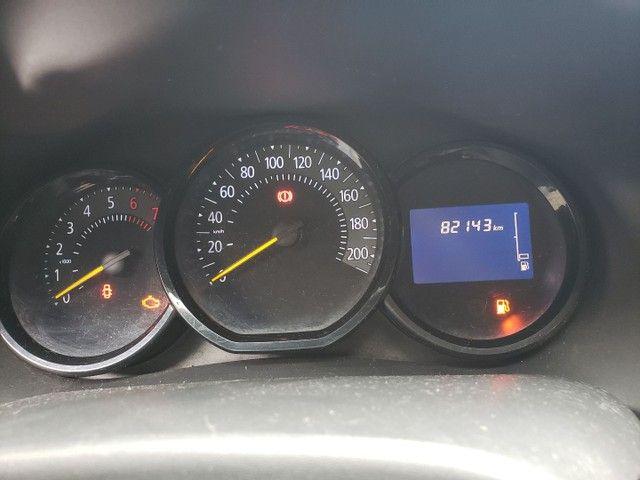 Carro zerado com ar e direção 1.6 com passagem por leilão media monta  - Foto 6