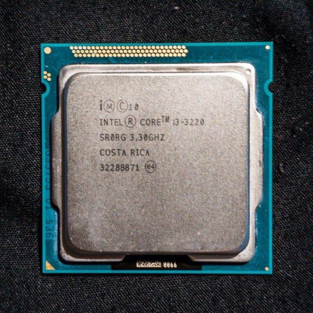 Processador Intel i3 3220