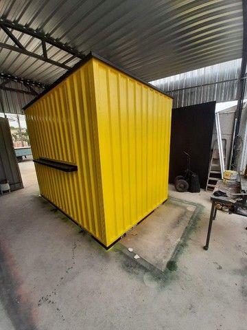 Container Desmontável para lanchonete - Foto 5