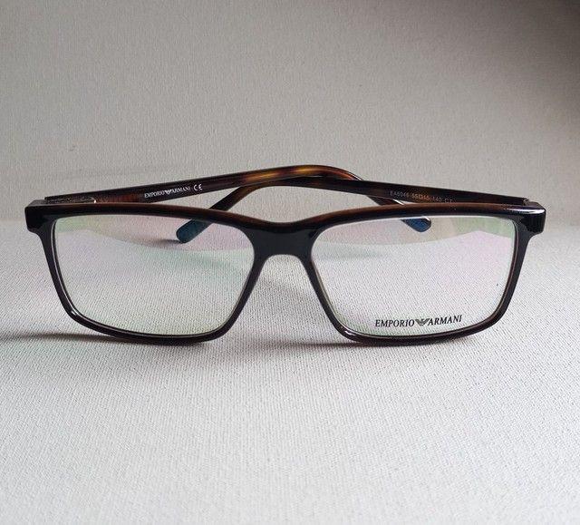 armações oculos de grau de grifes - novas na caixa
