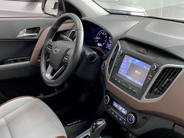 CRETA 2019/2020 2.0 16V FLEX PRESTIGE AUTOMÁTICO - Foto 8