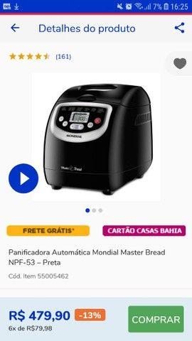 Panificadora Automática Mondial Premium - Foto 6
