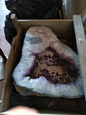 Pedra ametista - Foto 3