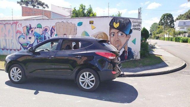 Hyundai ix35 gls completa menos teto - Foto 4