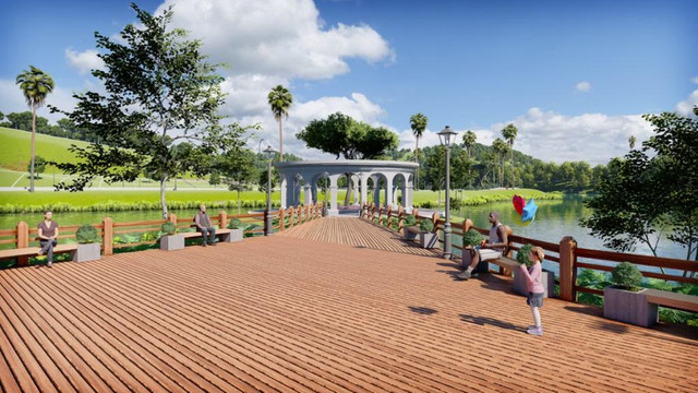 Lotes 360m² em Ipatinga - Condomínio Ville Jardins Residencial Resort - Foto 10