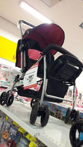Carrinho de bebê R$ 270.00 - Foto 4