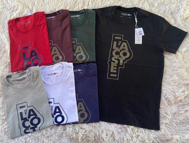 Camisetas no atacado  - Foto 6