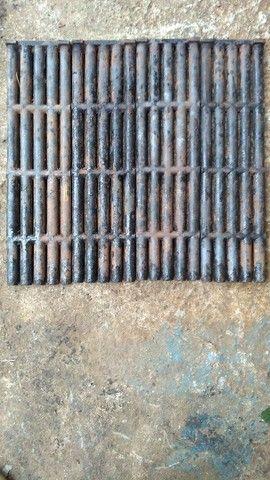 Grelha ferro fundido - Foto 3