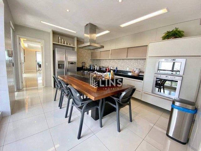 Apartamento com 5 dormitórios à venda, 335 m² por R$ 3.500.000,00 - Altiplano - João Pesso - Foto 13