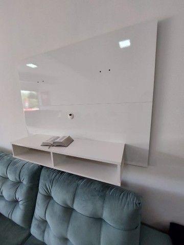 Painel para tv com até 47 polegadas novo! - Foto 2