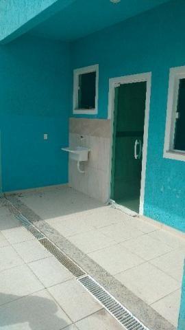 Linda casa duplex 2 suítes, garagem- 1° locação - Itaguaí - Foto 11