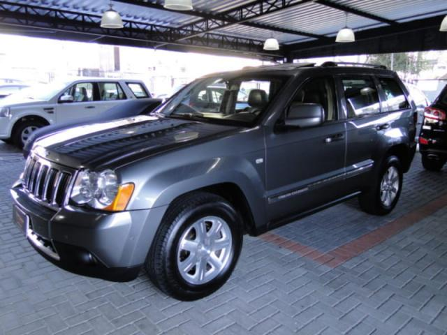 Charming JEEP GRAND CHEROKEE LIMITED 3.0 TB 2009