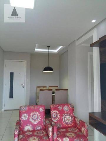 Apartamento residencial à venda, Horto Bela Vista, Salvador.