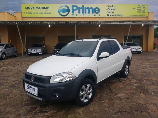 Fiat Strada Hard Working CD 1.4 2017/2018
