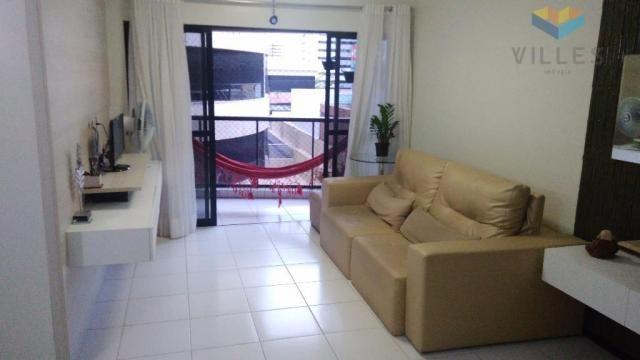 Ed. Marc Chagal Apartamento  residencial à venda, Ponta Verde, Maceió.