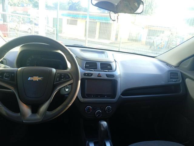 Chevrolet Cobalt 1.8 LTZ Automático, Unica Dona- Novíssimo 35.800 Km, Top da Categoria - Foto 3