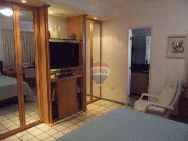 Apartamento residencial à venda, Boa Viagem, Recife. - Foto 5
