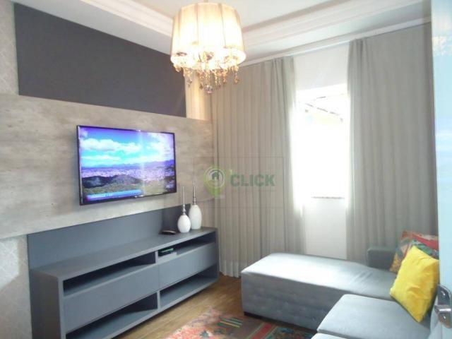 Casa com alto padrão de construção, mobilia Duran móveis sob medida a venda no bairro Vila - Foto 4
