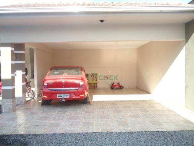 Casa com 4 dormitórios à venda, 260 m² por R$ 700.000 - Vila Nova - Joinville/SC - Foto 12