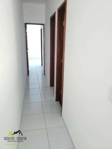 Casa com 2 quartos e acabamento de excelente qualidade. - Foto 8