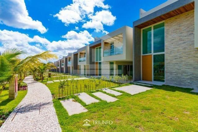 LS:Condomínio De Alto Padrão No Sapiranga|3 ou 4 Suítes,Varanda,3 a 5 Vagas,Lazer Com Golf
