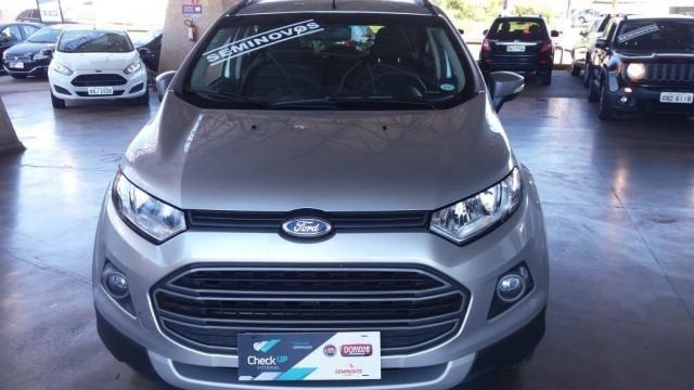 Ford Ecosport ECOSPORT 1.6 FREESTYLE 16V FLEX 4P MANUAL 4P - Foto 3
