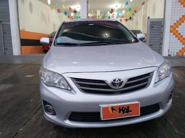 Toyota Corolla GLI Aut. 2014 1.8 IPVA 2019 - Foto 3