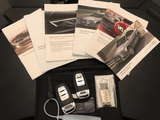 Audi A4 1.8 Ambiente 2015 em impecável estado de conservação - Foto 15