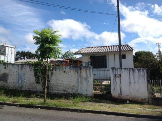 Terreno à venda, 377 m² por r$ 253.995 - boneca do iguaçu - são josé dos pinhais/pr