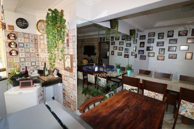 Apartamento com 3 dormitórios à venda, 95 m² por r$ 275.000,00 - jardim américa - goiânia/ - Foto 5