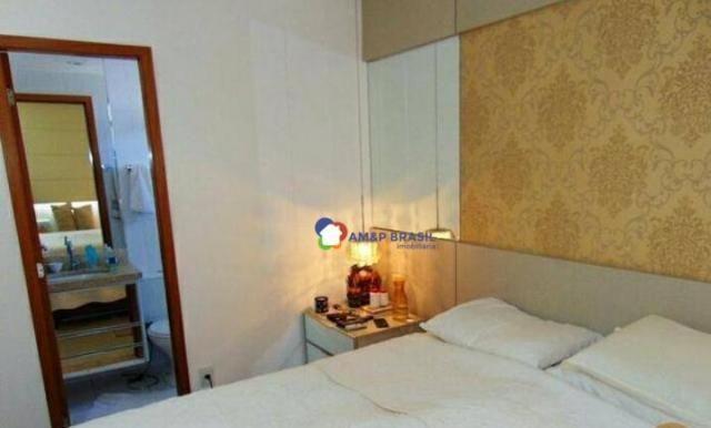 Apartamento com 2 dormitórios à venda, 69 m² por r$ 250.000,00 - parque amazônia - goiânia - Foto 10