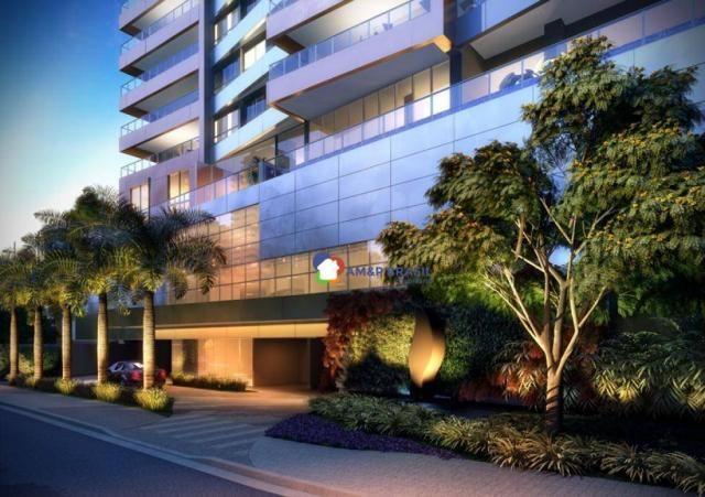 Apartamento com 3 dormitórios à venda, 178 m² por r$ 1.115.500,00 - setor marista - goiâni - Foto 17