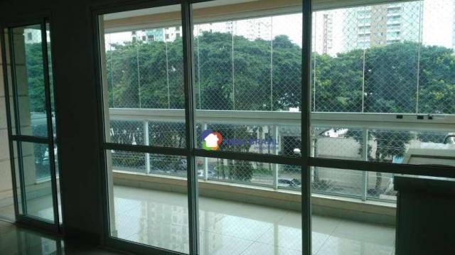 Apartamento com 3 dormitórios à venda, 111 m² por R$ 575.000,00 - Serrinha - Goiânia/GO - Foto 6
