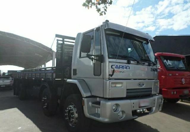 Ford Cargo 2428 Bitruck 9eixos 2011