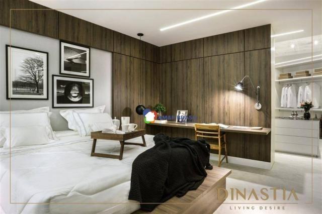 Apartamento com 4 dormitórios à venda, 326 m² por r$ 2.190.000,00 - setor marista - goiâni - Foto 5