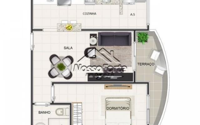 Lançamento Apartamento no Caiçara em Praia Grande - Foto 8