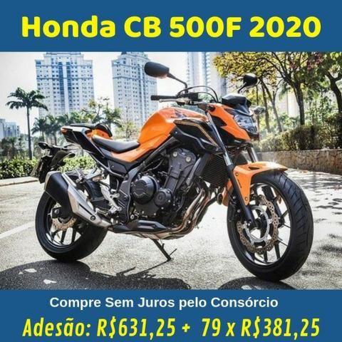 Honda CB 500F 2020 - Foto 2
