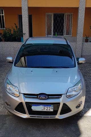 Só Venda.Ford Focus Titanium c/GNV 6° geração. Docs OK. R$43.500