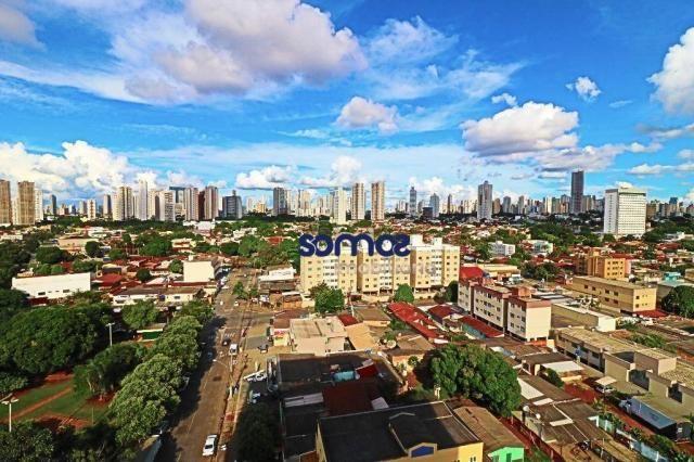 Apartamento com 4 dormitórios à venda, 167 m² por R$ 550.000,00 - Jardim América - Goiânia - Foto 4